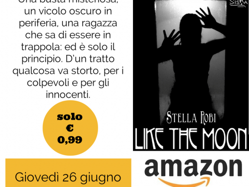 Like the Moon in offerta su Amazon